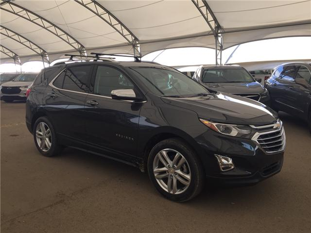 2019 Chevrolet Equinox Premier (Stk: 175755) in AIRDRIE - Image 1 of 20