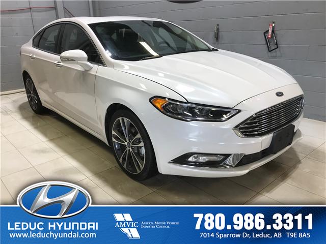 2018 Ford Fusion Platinum (Stk: PS0138) in Leduc - Image 2 of 8