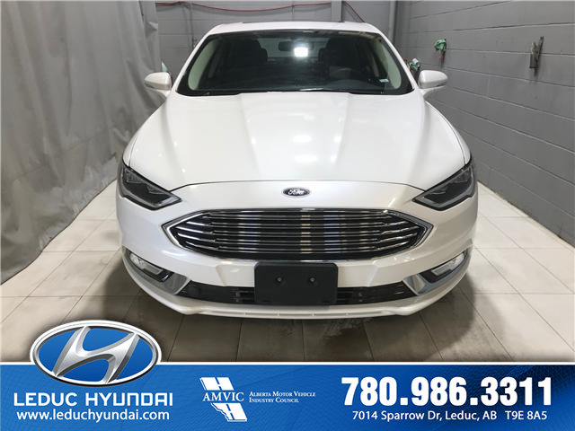 2018 Ford Fusion Platinum (Stk: PS0138) in Leduc - Image 1 of 8