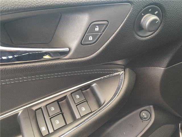 2019 Chevrolet Cruze Premier (Stk: 175760) in AIRDRIE - Image 10 of 16