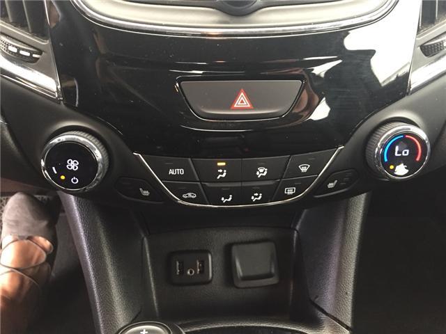 2019 Chevrolet Cruze Premier (Stk: 175760) in AIRDRIE - Image 15 of 16