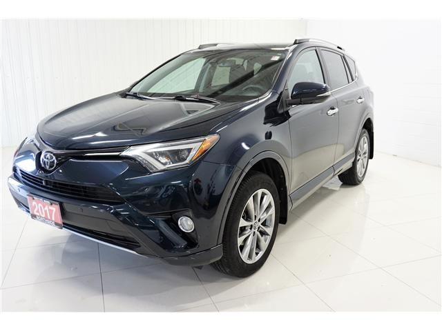 2017 Toyota RAV4 Limited (Stk: P5378) in Sault Ste. Marie - Image 1 of 25