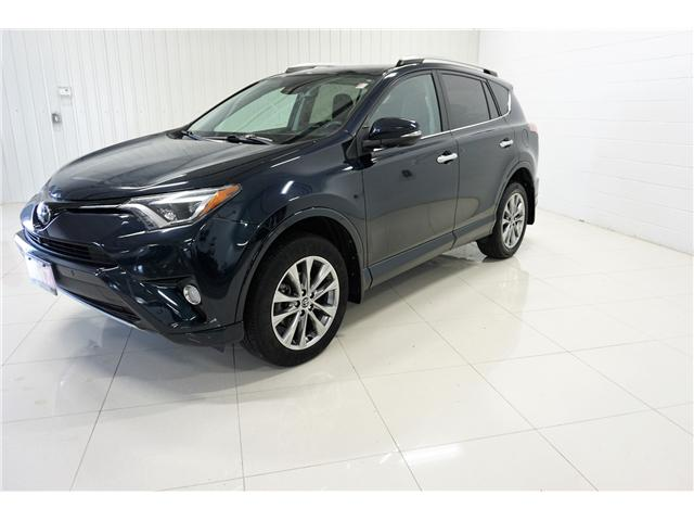 2017 Toyota RAV4 Limited (Stk: P5378) in Sault Ste. Marie - Image 2 of 25