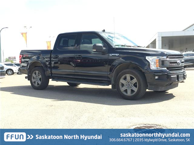 2018 Ford F-150 XLT (Stk: B7290) in Saskatoon - Image 1 of 27