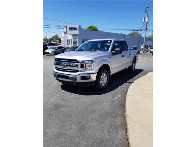 2018 Ford F-150 XLT SuperCrew 5.5-ft. Bed 4WD (Stk: p19-114) in Dartmouth - Image 1 of 12