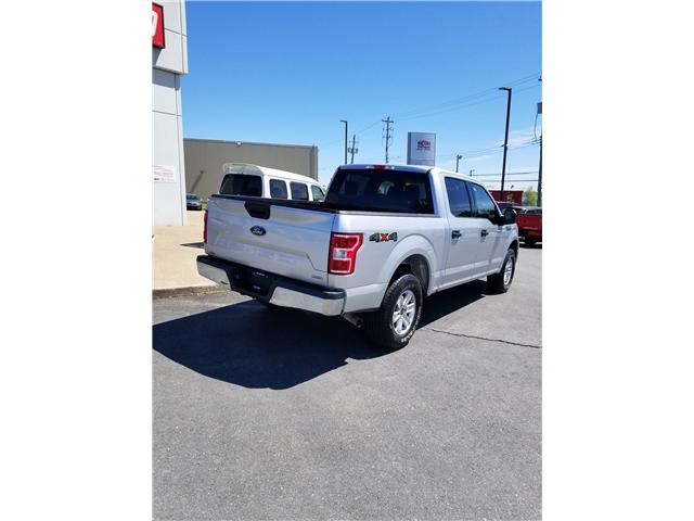 2018 Ford F-150 XLT SuperCrew 5.5-ft. Bed 4WD (Stk: p19-114) in Dartmouth - Image 7 of 12
