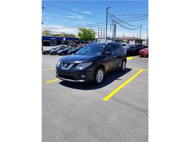 2016 Nissan Rogue SL AWD (Stk: p19-141) in Dartmouth - Image 1 of 13