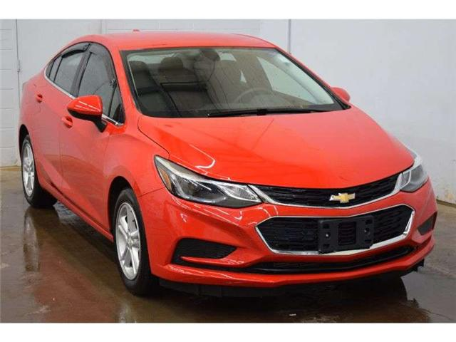 2016 Chevrolet Cruze LT- REMOTE START * HTD SEATS * TOUCH SCREEN (Stk: B4146) in Kingston - Image 2 of 30