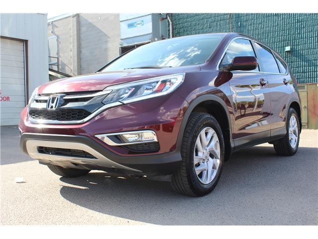 2016 Honda CR-V EX (Stk: PT1675) in Regina - Image 1 of 20