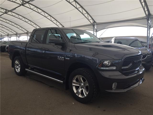 2018 RAM 1500 Sport (Stk: 175827) in AIRDRIE - Image 1 of 23