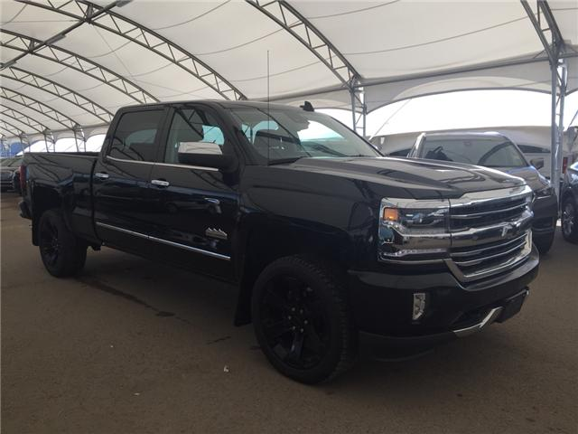2017 Chevrolet Silverado 1500 High Country (Stk: 175749) in AIRDRIE - Image 1 of 24