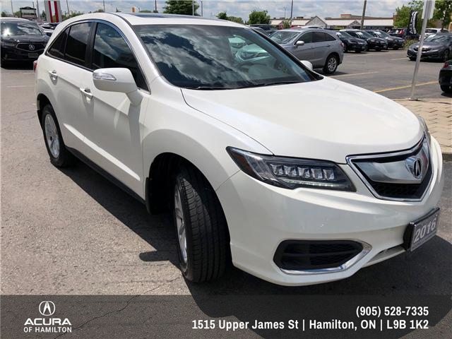 2016 Acura RDX Base (Stk: 1614410) in Hamilton - Image 1 of 20