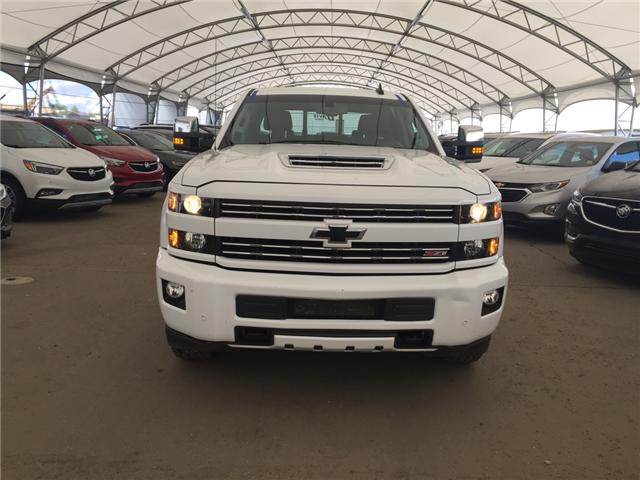 2018 Chevrolet Silverado 3500HD LTZ (Stk: 158327) in AIRDRIE - Image 2 of 30