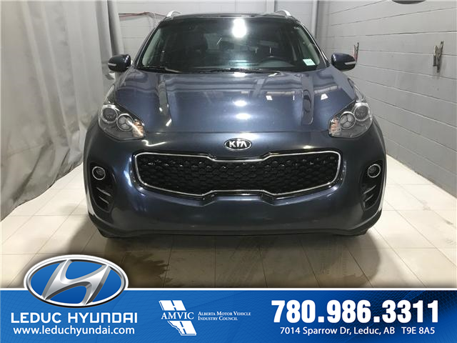 2017 Kia Sportage EX (Stk: 9TC5838A) in Leduc - Image 1 of 8