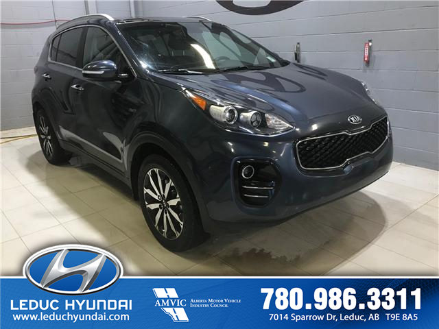 2017 Kia Sportage EX (Stk: 9TC5838A) in Leduc - Image 2 of 8