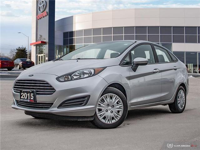 2015 Ford Fiesta S (Stk: A219383) in London - Image 1 of 24