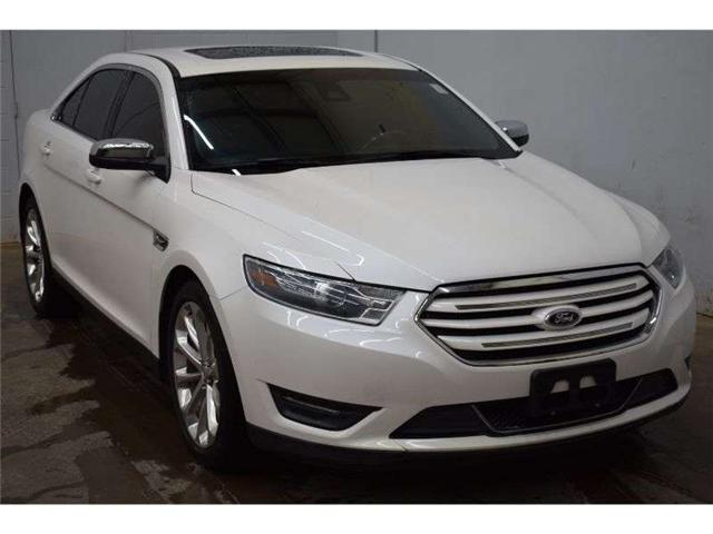 2014 Ford Taurus LIMITED AWD - NAV * HTD SEATS * LEATHER (Stk: TRK156A) in Kingston - Image 2 of 30