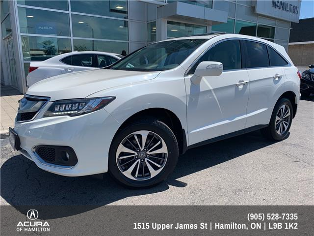 2016 Acura RDX Base (Stk: 1614400) in Hamilton - Image 2 of 25