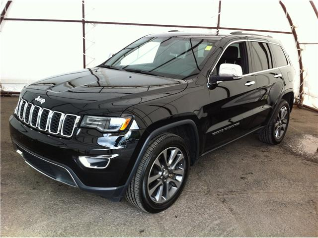 2018 Jeep Grand Cherokee Limited (Stk: D8427A) in Ottawa - Image 1 of 22