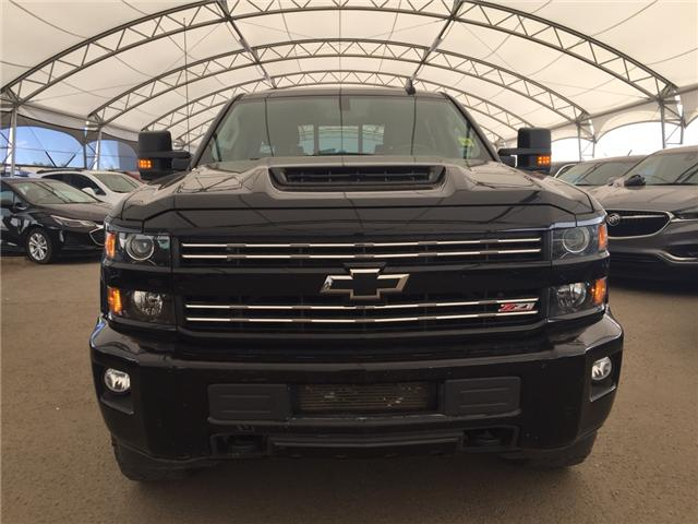 2018 Chevrolet Silverado 2500HD LTZ (Stk: 157759) in AIRDRIE - Image 2 of 26