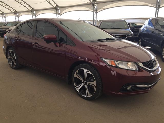 2014 Honda Civic Touring (Stk: 175752) in AIRDRIE - Image 1 of 25