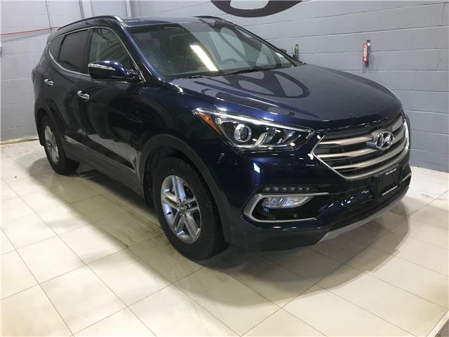 2018 Hyundai Santa Fe Sport 2.4 Premium (Stk: 8SF4422) in Leduc - Image 2 of 8