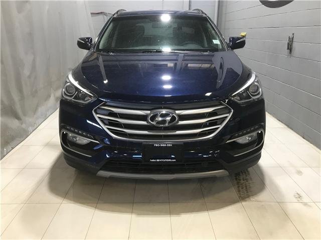 2018 Hyundai Santa Fe Sport 2.4 Premium (Stk: 8SF4422) in Leduc - Image 1 of 8