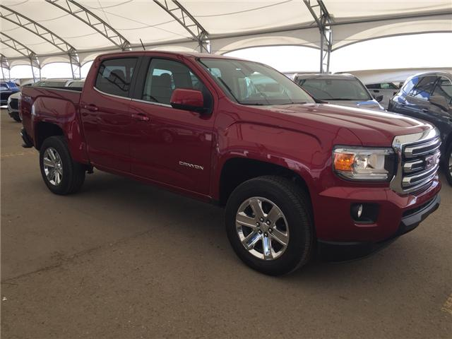 2018 GMC Canyon SLE (Stk: 175965) in AIRDRIE - Image 1 of 25