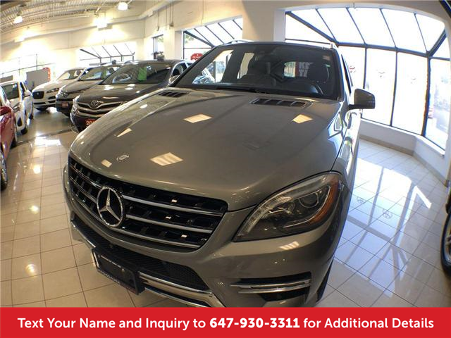 2014 Mercedes-Benz M-Class Base (Stk: K8710B) in Mississauga - Image 1 of 20