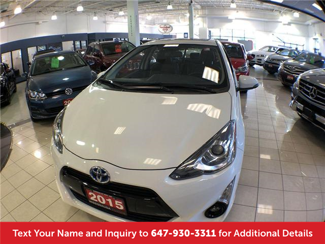 2015 Toyota Prius C Technology (Stk: 20033) in Mississauga - Image 2 of 20