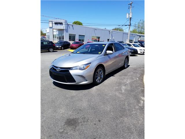 2015 Toyota Camry SE (Stk: p19-136) in Dartmouth - Image 1 of 9
