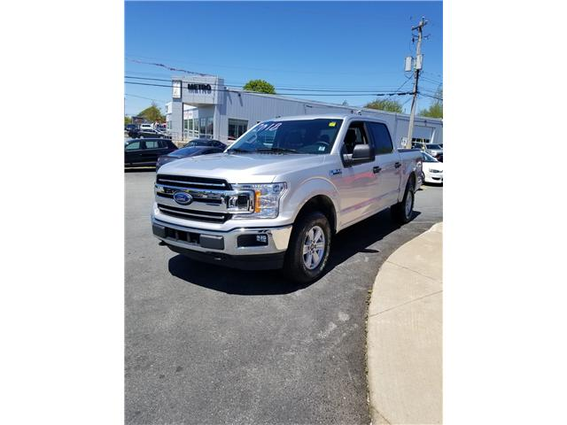 2018 Ford F-150 XLT SuperCrew 6.5-ft. Bed 4WD (Stk: p19-118) in Dartmouth - Image 1 of 9