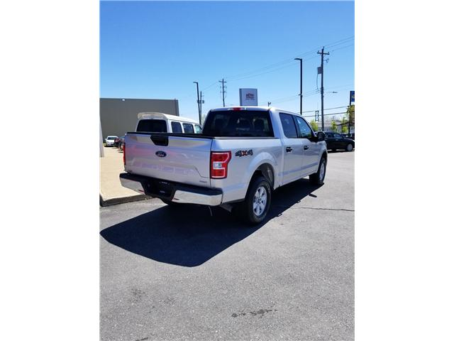 2018 Ford F-150 XLT SuperCrew 6.5-ft. Bed 4WD (Stk: p19-118) in Dartmouth - Image 5 of 9