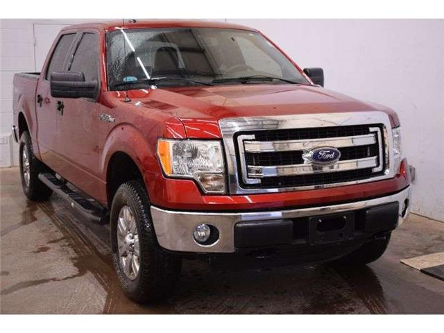 2014 Ford F-150 XLT 4X4 CREW CAB - HITCH RECEIVER * CRUISE  (Stk: B4102) in Napanee - Image 2 of 30