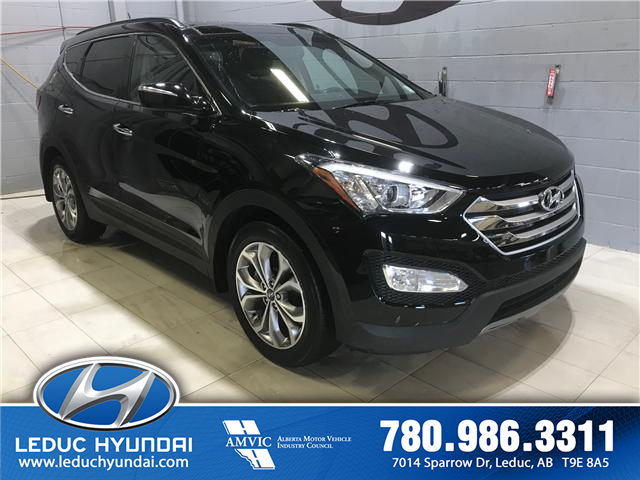 2016 Hyundai Santa Fe Sport 2.0T Limited (Stk: 9SF1358A) in Leduc - Image 2 of 8
