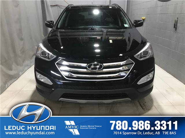 2016 Hyundai Santa Fe Sport 2.0T Limited (Stk: 9SF1358A) in Leduc - Image 1 of 8