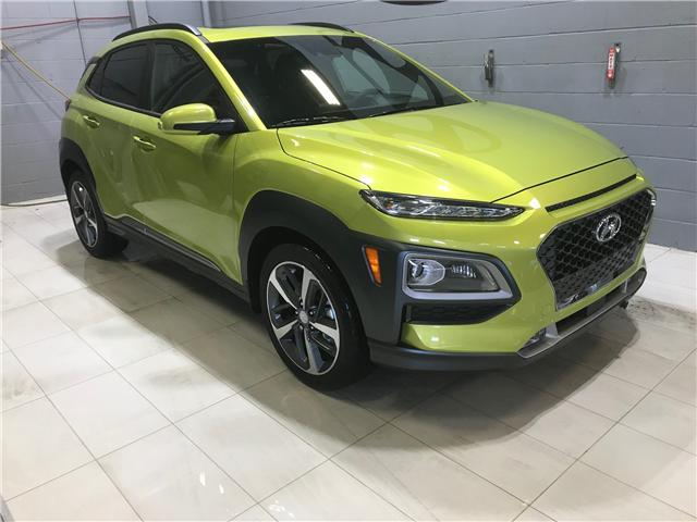 2019 Hyundai KONA 1.6T Ultimate (Stk: 9KO9050) in Leduc - Image 2 of 8