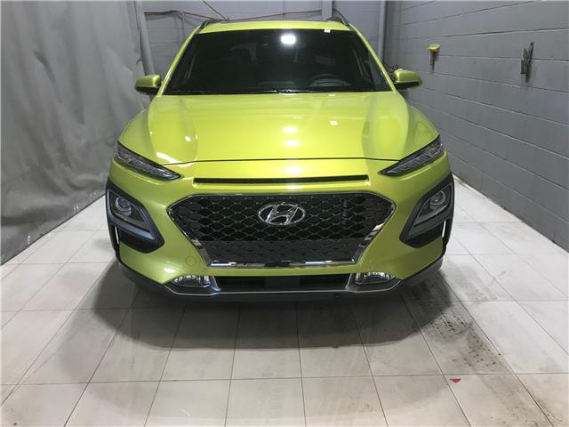 2019 Hyundai KONA 1.6T Ultimate (Stk: 9KO9050) in Leduc - Image 1 of 8