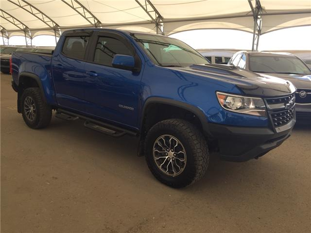 2019 Chevrolet Colorado ZR2 (Stk: 170583) in AIRDRIE - Image 1 of 25