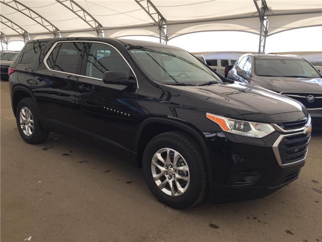 2019 Chevrolet Traverse LS (Stk: 175591) in AIRDRIE - Image 1 of 22