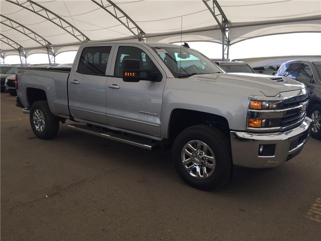 2019 Chevrolet Silverado 2500HD LT (Stk: 173351) in AIRDRIE - Image 1 of 28