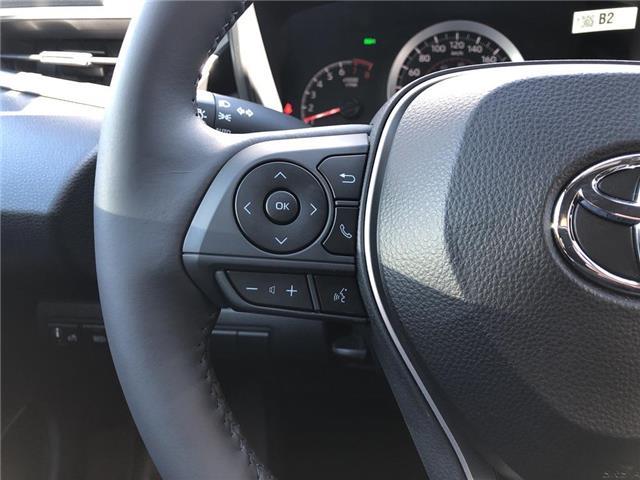 2020 Toyota Corolla SE (Stk: 30965) in Aurora - Image 10 of 16