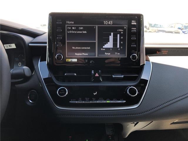 2020 Toyota Corolla SE (Stk: 30965) in Aurora - Image 13 of 16