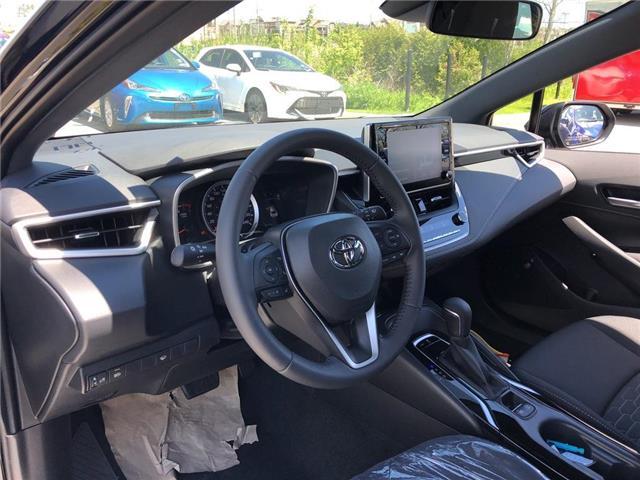 2019 Toyota Corolla Hatchback Base (Stk: 30987) in Aurora - Image 7 of 15