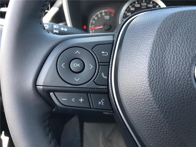 2019 Toyota Corolla Hatchback Base (Stk: 30987) in Aurora - Image 10 of 15