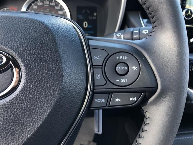 2019 Toyota Corolla Hatchback Base (Stk: 30987) in Aurora - Image 11 of 15
