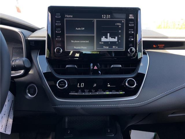 2019 Toyota Corolla Hatchback Base (Stk: 30987) in Aurora - Image 13 of 15