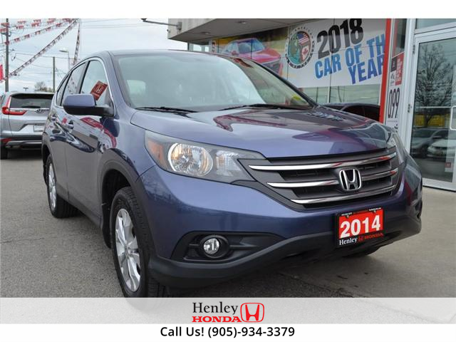 2014 Honda CR-V EX-L LEATHER HEATED SEATS BACK UP CAMERA (Stk: R9426) in St. Catharines - Image 2 of 27