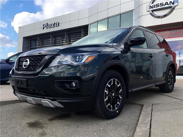 2019 Nissan Pathfinder SL Premium (Stk: A7886) in Hamilton - Image 1 of 30