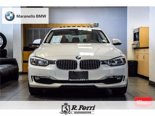 2015 BMW 320i xDrive (Stk: U8541) in Woodbridge - Image 2 of 25